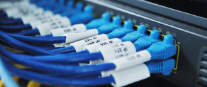 elexacom Data and fibre optic cabling