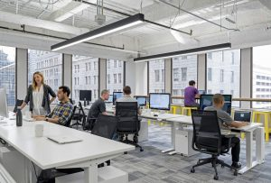 Elexacom office electrical fitout