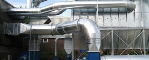 Elexacom large fans blowers ventilation systems